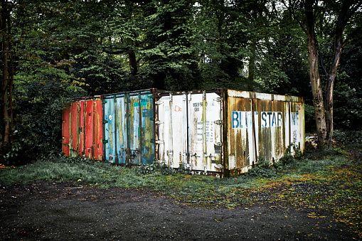 Was sie aus diesem alten Container machen, verschlägt dir die Sprache!