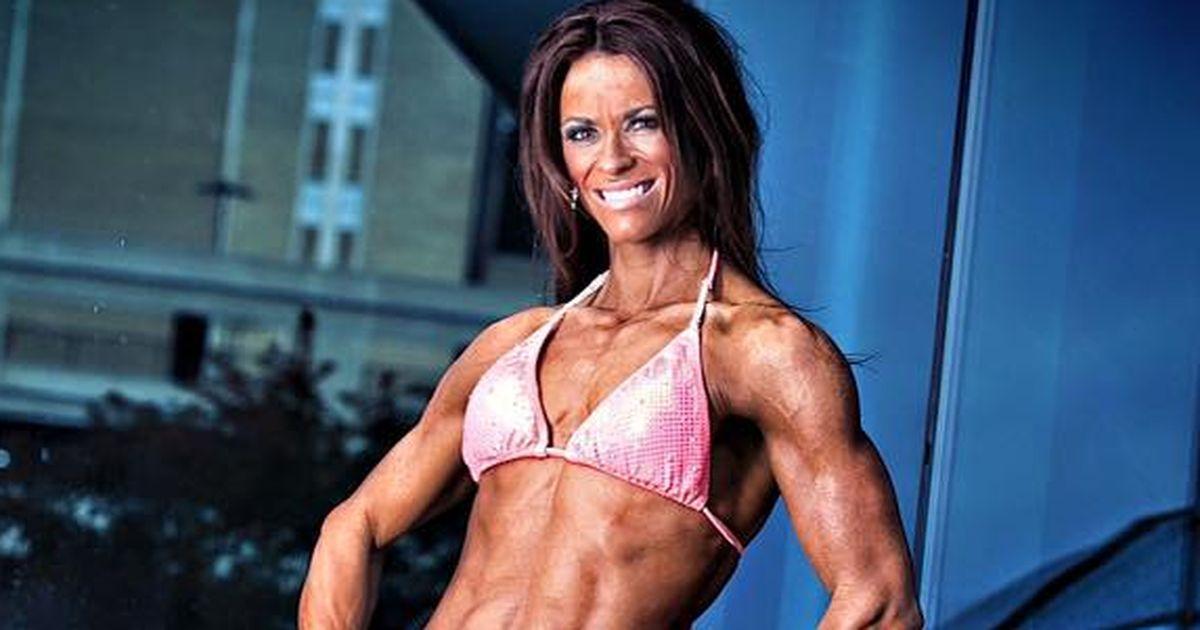 Von Bulimie zur Bodybuilderin - Sie wog nur 37 kg...