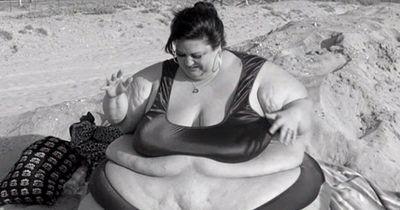 Sie wog 330 KILO - weil sie die schwerste Frau der Welt sein wollte...