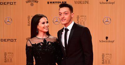 Grace Capristo schwärmt von Özil! Sind sie doch noch ein Paar?