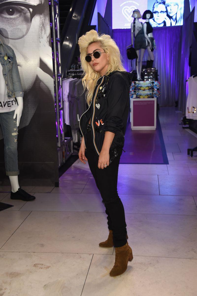 Die echten Namen von Lady Gaga, Gigi Hadid & Co.