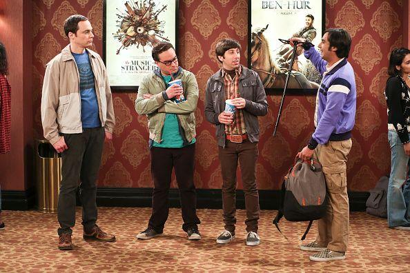 """So sehen die """"The Big Bang Theory Stars"""" im echten Leben aus"""