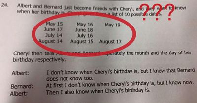 Finde heraus, wann Cheryl Geburtstag hat!!