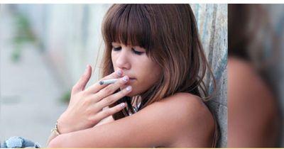 Aus DIESEM Grund rauchen schwangere Teenager: