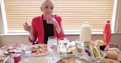 Diese Frau muss jeden Tag um ihr Leben essen: