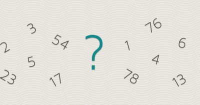 Mathequiz: Wenn Ziffern die Reihenfolge tauschen