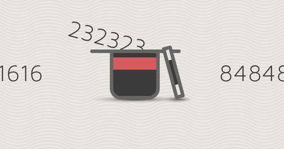 Rätsel des Tages: Zahlenmagie!