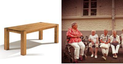 Was ist ein Rentnertisch?