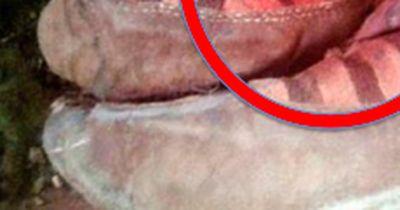 Sensationsfund: 1500 Jahre alte Mumie mit Adidas-Turnschuhen gefunden