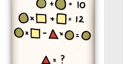 80% aller Menschen machen bei diesem Rätsel den gleichen Fehler: