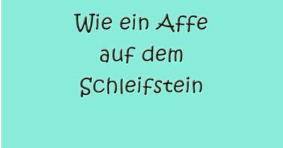 Kennst du jede deutsche Redewendung?