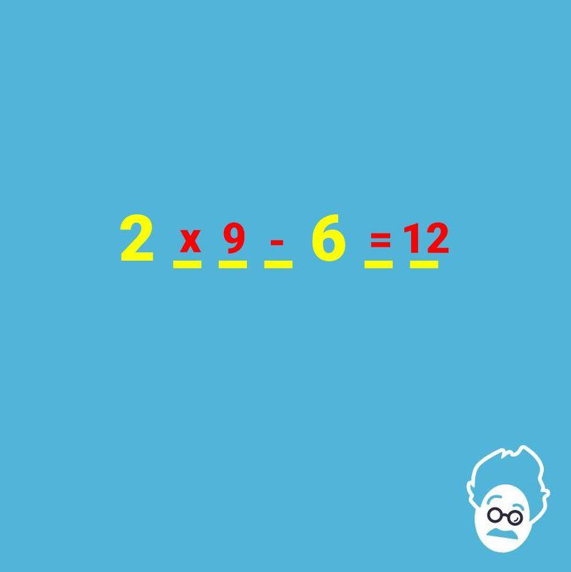 Die clevere Gleichung