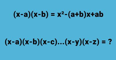 Die seeehr lange Formel