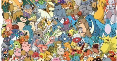 Findest du das Pikachu?