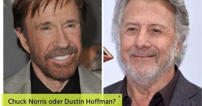 Welcher Star ist älter?