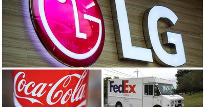 Diese 8 weltberühmten Markenlogos enthalten eine versteckte Botschaft