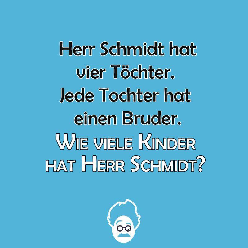 Herr Schmidts Kinder