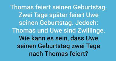 Thomas & Uwe