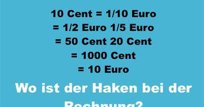 10 Cent!