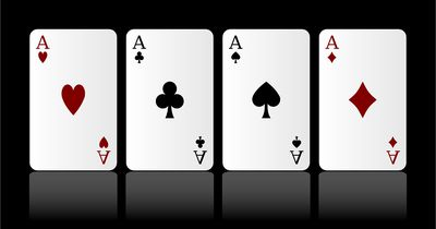 Das Pokerblatt
