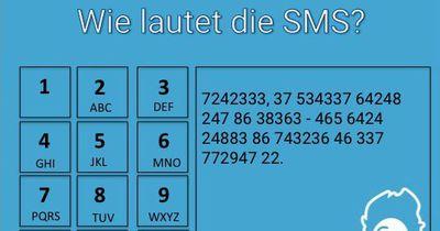 SMS entschlüsseln