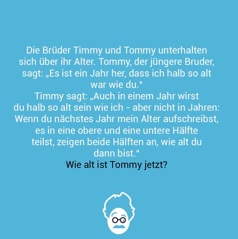Timmy und Tommy