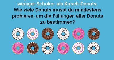 Donutverkostung