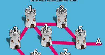 Sechs Brücken, ein Turm