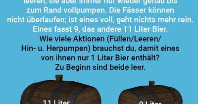 Bierpumpen