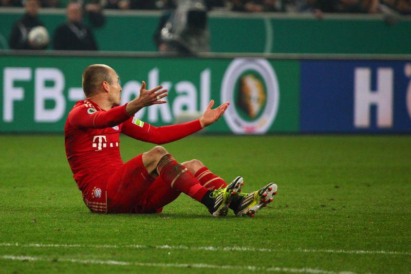Das schmerzt! – Die kuriosesten Fußballverletzungen