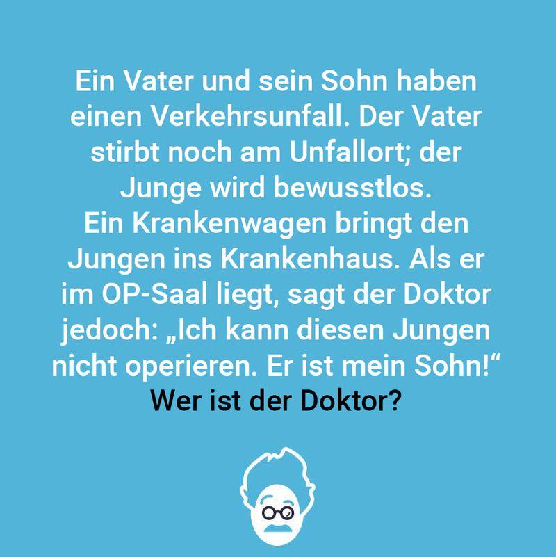 Wer ist der Doktor?