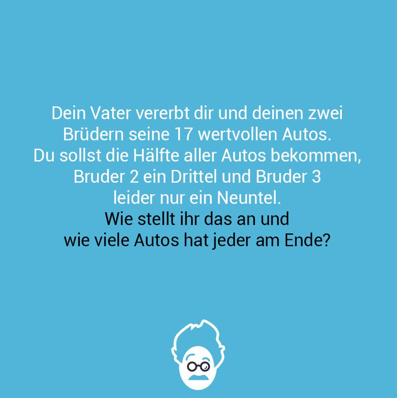 Autos für alle