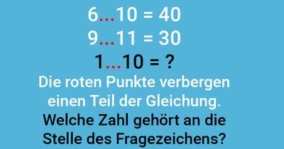 Mathe mit Punkten
