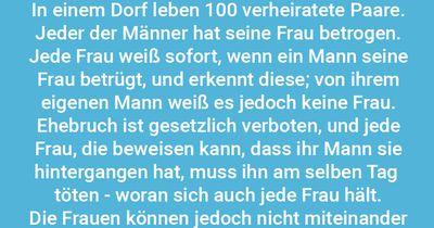 100 betrogene Frauen