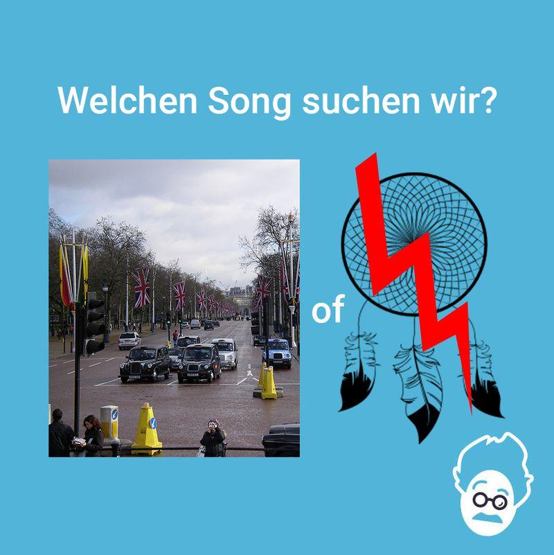 Welchen Song suchen wir?
