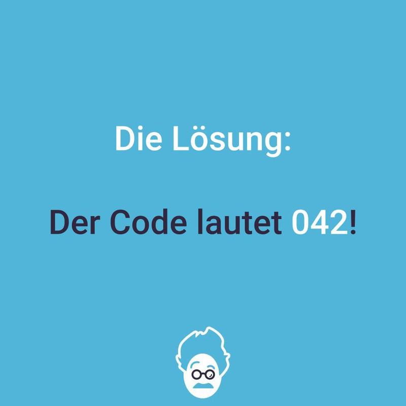 Den Code
